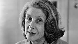 Nobel Laureate Nadine Gordimer